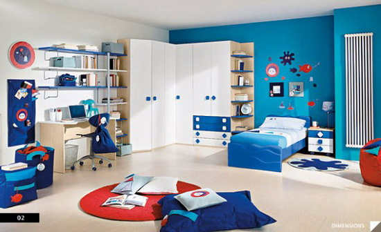 Cool Teenage Bedroom Design Ideas Centerfordemocracy Org