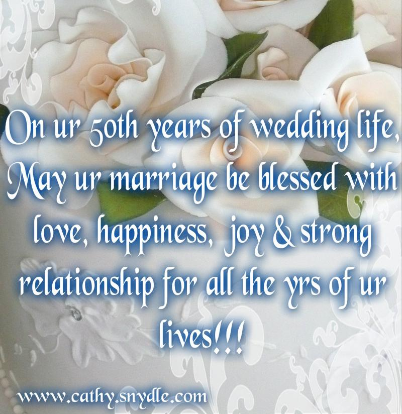50 Quotes About Love And Marriage : 50th Anniversary Quotes, 50th Wedding Anniversary Quotes