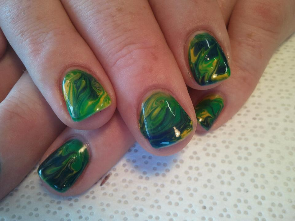 colorful nail design 2