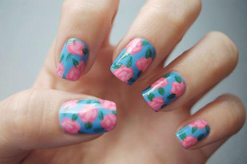 cute nail design2