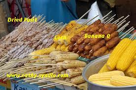 Filipino Street Foods