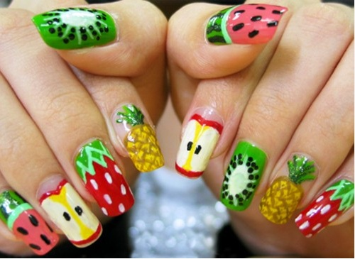 Pictures of Nails Designs