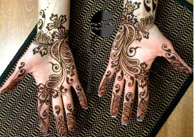 mehndi designs arabic
