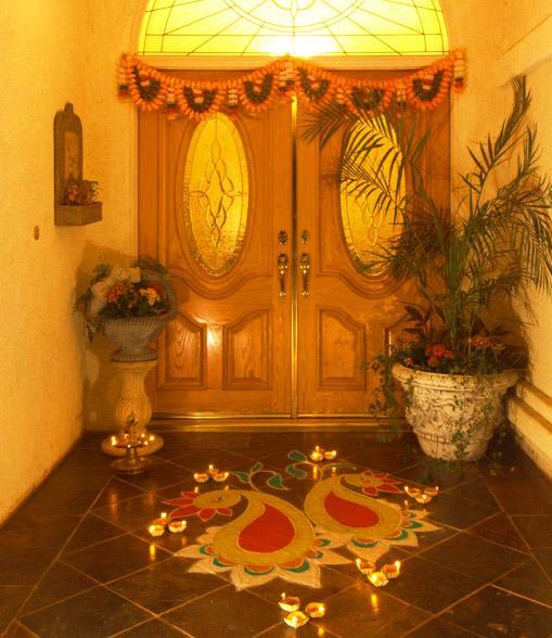 Rangoli Designs For House Warming