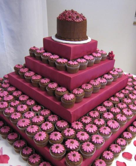 red-mini-wedding-cakes
