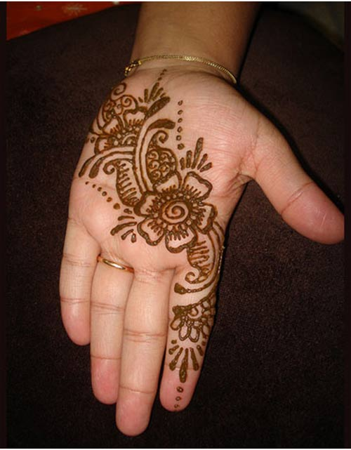 simple arabic-mehndi-designs