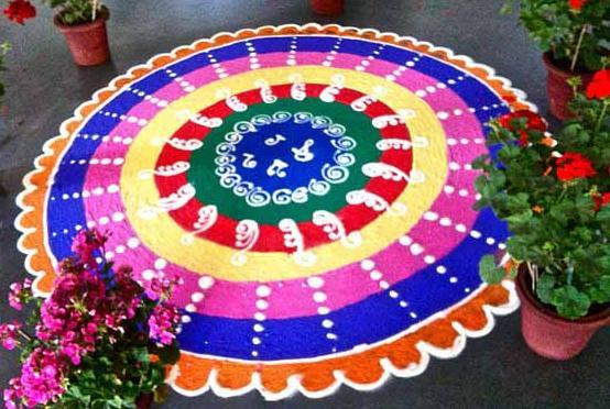 traditional rangoli designs
