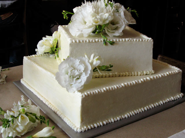 wedding cake simple ideas wedding cake ideas cathy 24564
