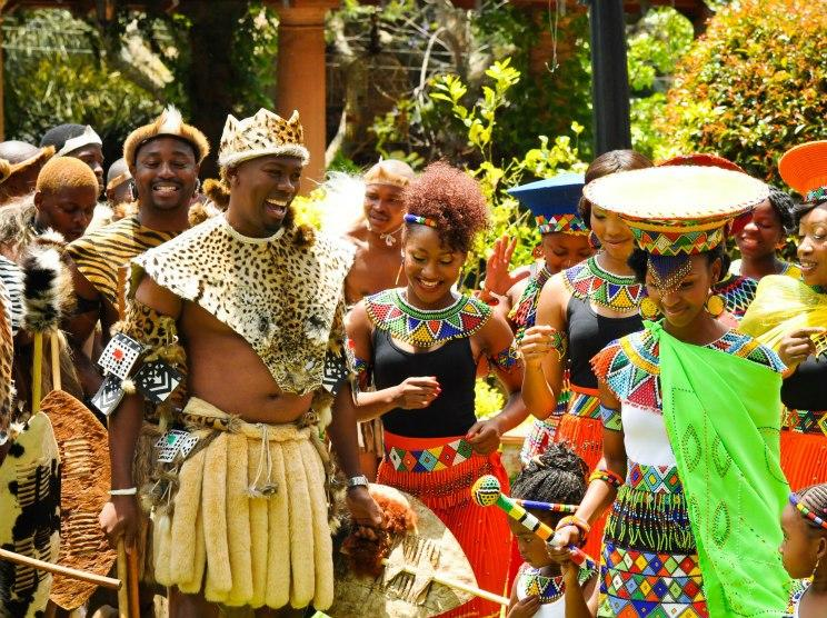 Zulu Traditional Wedding Cakes Pictures