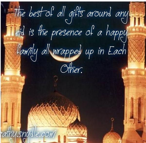 eid quote