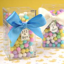 baby shower favors idea