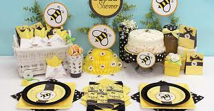 baby shower theme