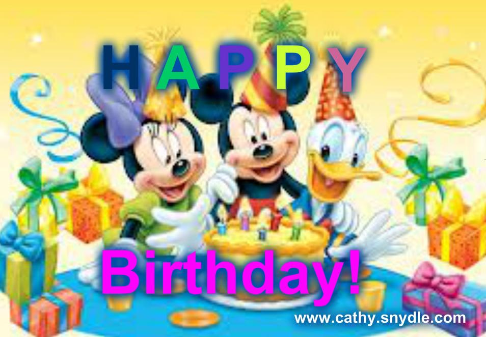 Happy Birthday Wishes Quotes and Birthday Messages Cathy – Birthdays Greetings