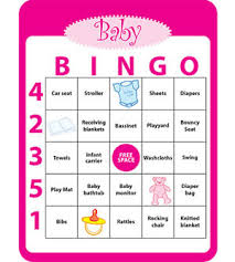 funny baby shower games