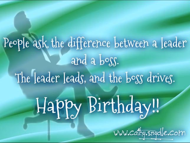Happy birthday wishes quotes and birthday messages cathy happy birthday wishes for boss m4hsunfo