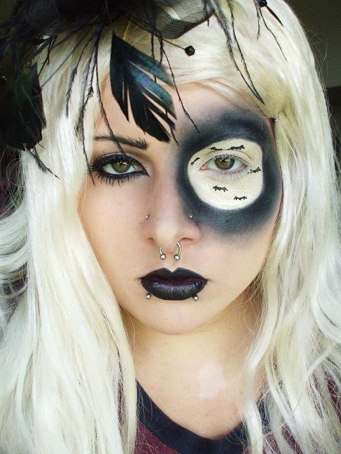 halloween makeup for women