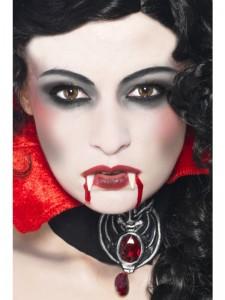 halloween vampire makeup