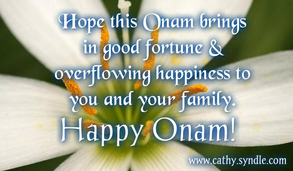 Onam greetings wishes and onam quotes cathy onam greeting cards m4hsunfo Images