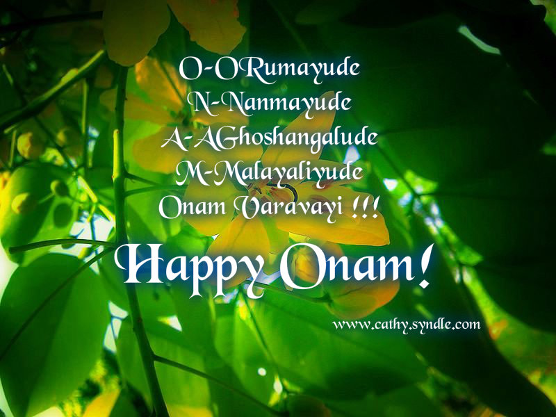 Onam greetings wishes and onam quotes cathy happy onam wishes m4hsunfo