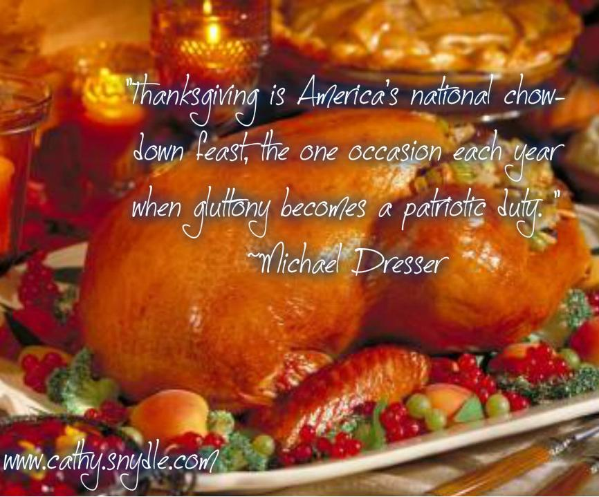 thanksgiving day celebration