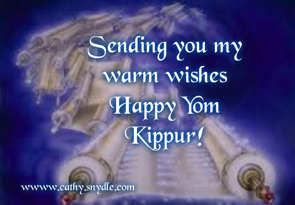 yom kippur greetings