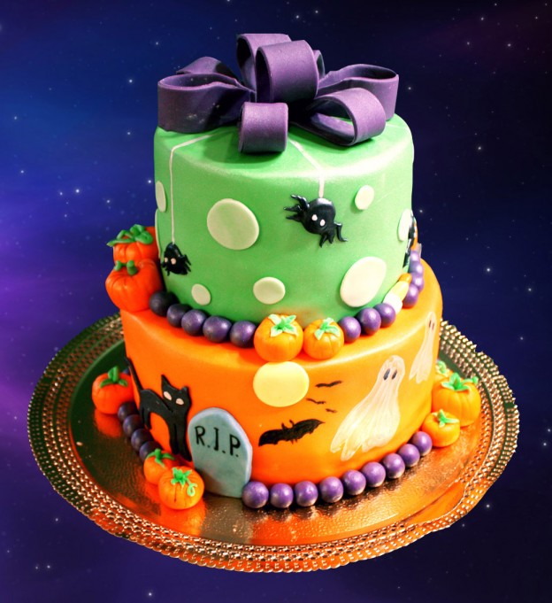 halloween cakes - Halloween Decorations Cakes