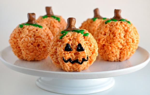 Jackolantern-Rice-Krispies-Treats