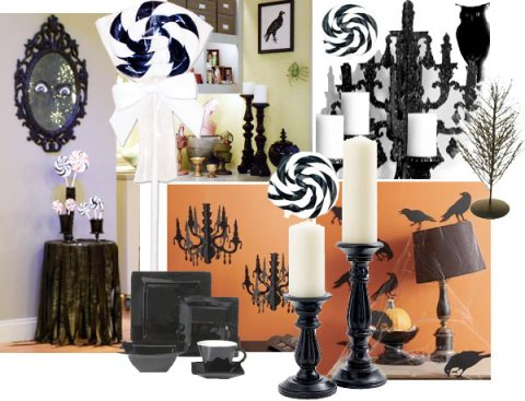 Vintage-Halloween-Decorations