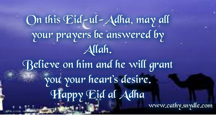 Eid al adha greetings wishes and eid ul adha mubarak cathy eid al adha m4hsunfo