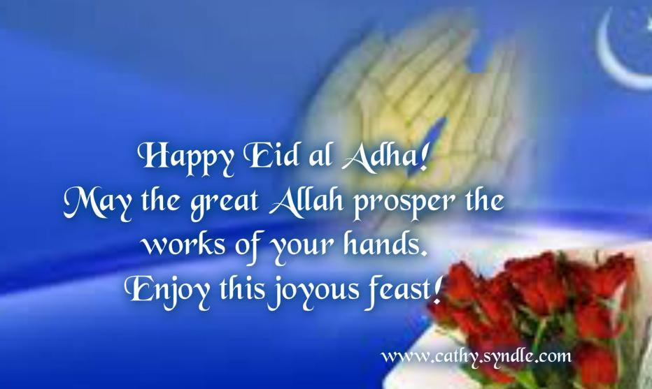Eid ul adha greetings cathy eid ul adha greetings m4hsunfo
