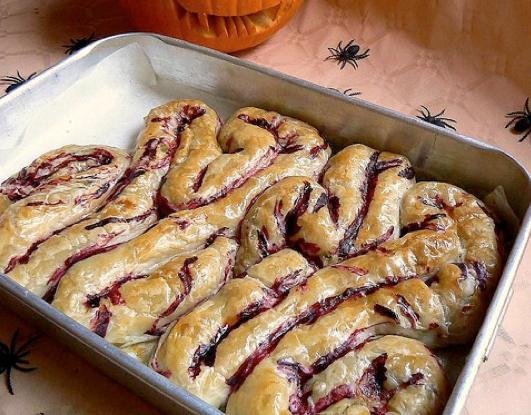 gross Halloween.food ideas