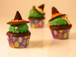 hallloween cupcake recipes