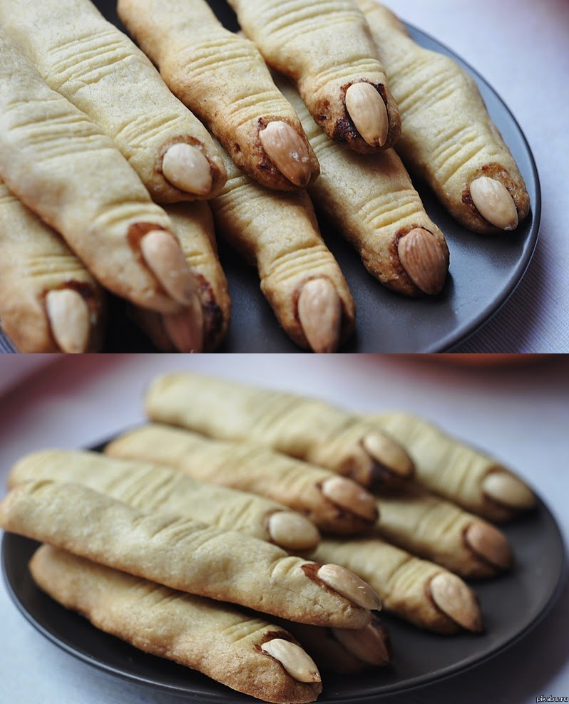 halloween finger food - Cathy