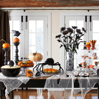 halloween_table decorations