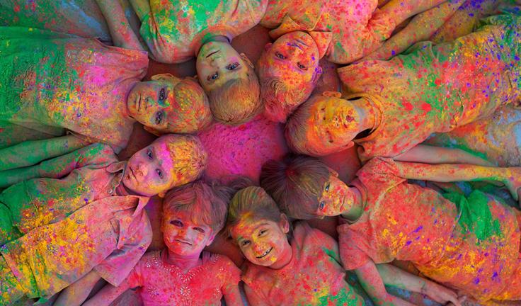 holi festivals