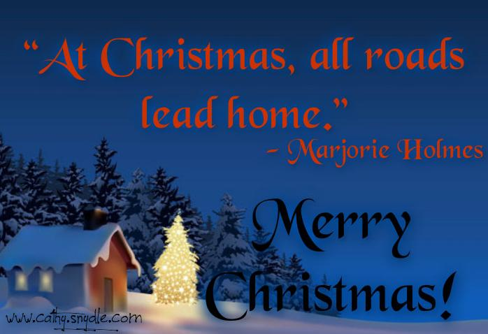Family Christmas Quotes - Cathy