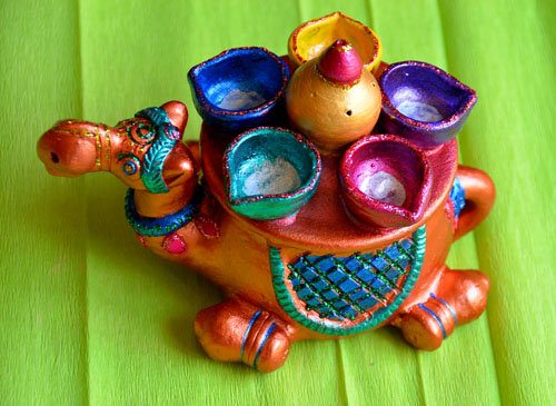 Diwali Decorations Ideas For Office and Home - Cathy