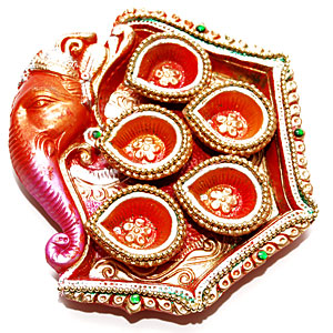 diya decor