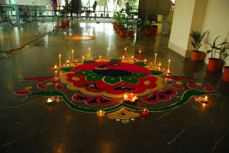 Diwali Decorations Ideas For Office And Home Cathy