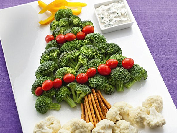 Christmas Party Food Ideas - Cathy
