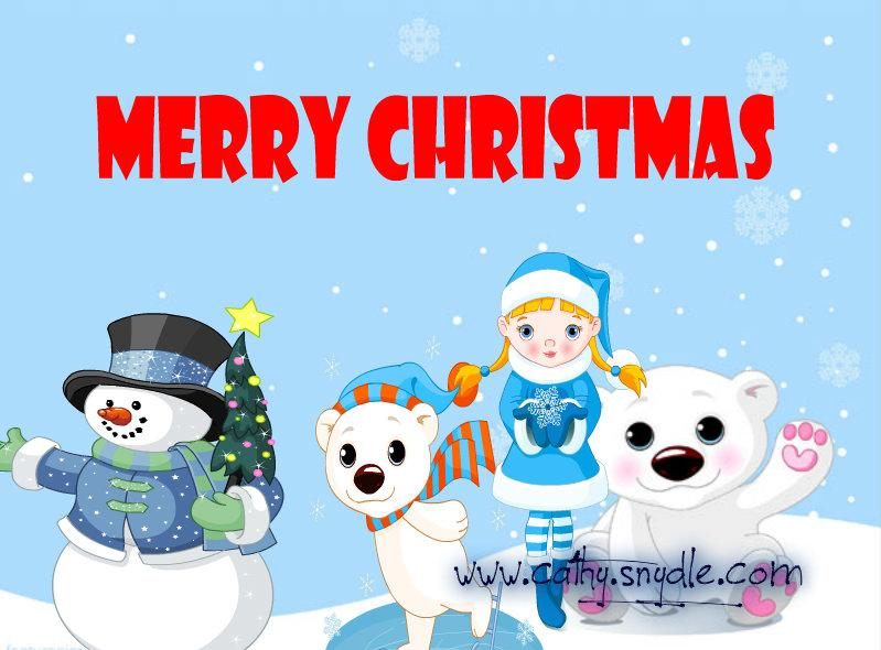 christmas greetings for kids