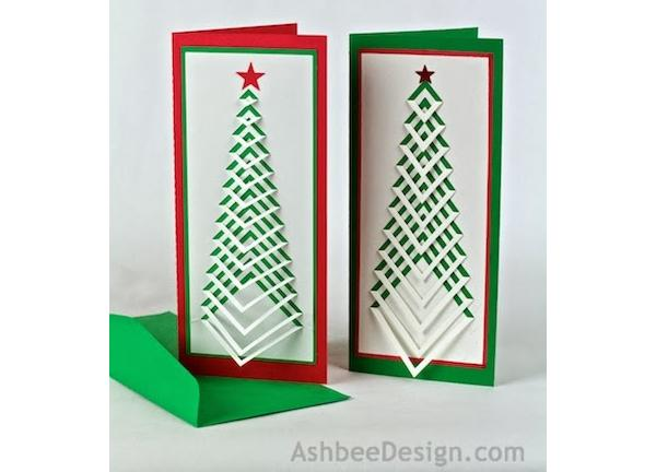 Cool Homemade Christmas Cards