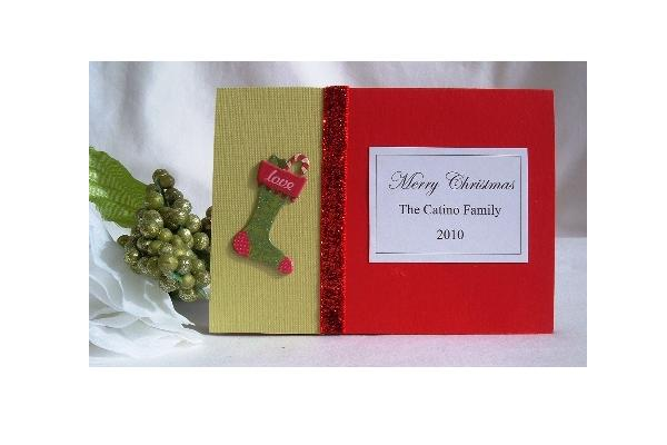 Ideas for Homemade Christmas Cards