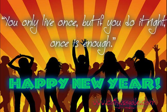New Year Inspirational Quotes