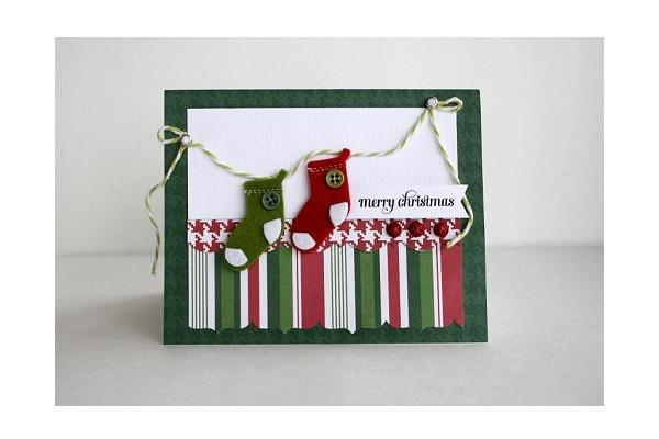 Pictures of Homemade Christmas Cards