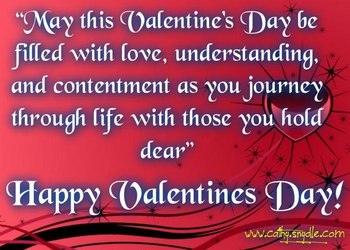 Happy Valentines Day Quotes Extraordinary Happy Valentines Day Quotes For Friends Cathy