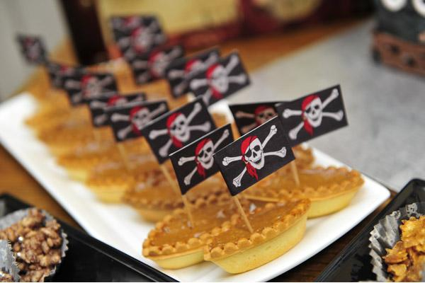 Pirate Party Food Ideas for Kids