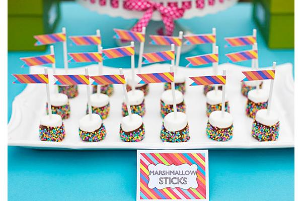 kids party food ideas_