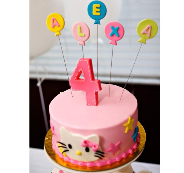 2nd Birthday Party Themes for Girls2