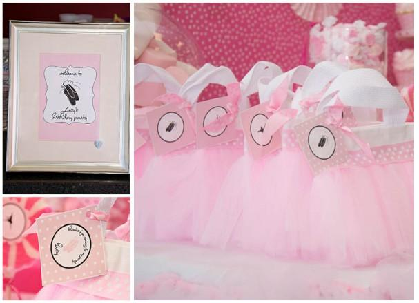 3rd Birthday Party Themes for Girls1